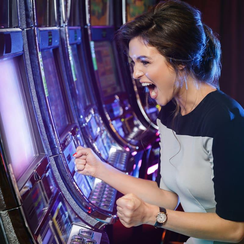 Mystery Of The Congo Slot Machine